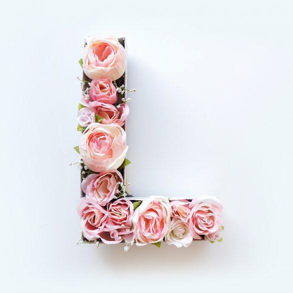 Blooming Monogram DIY - Lulus.com Fashion Blog