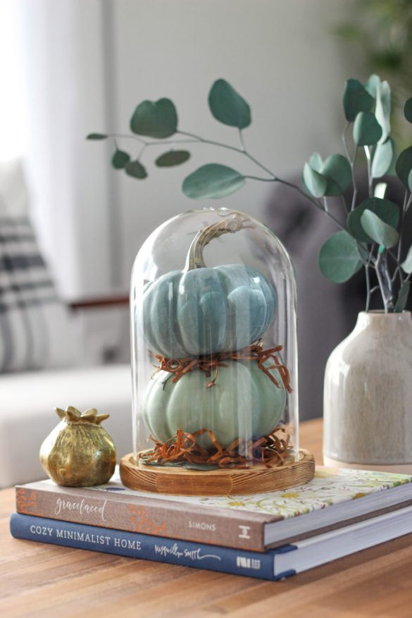 How To Easily Create Lovely Muted Tone Pumpkins