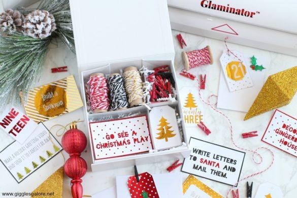 DIY Christmas Activity Advent Calendar