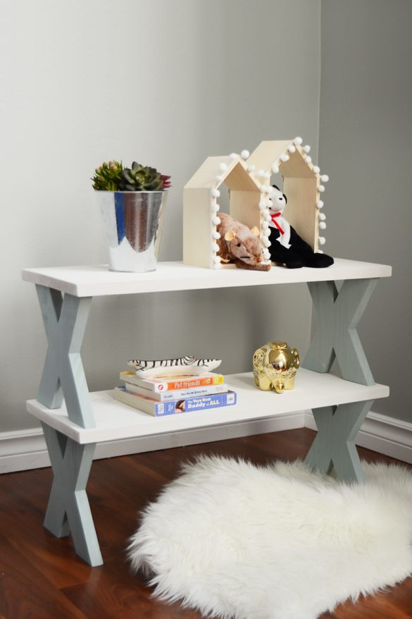 Easy DIY Stackable Shelves (No Woodworking Required)