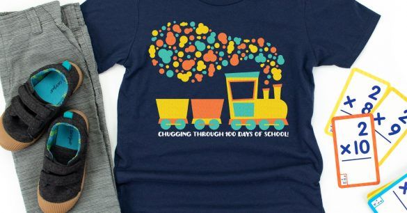 100 Days of School SVGs for Shirts + More!
