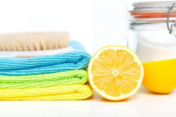 Spring Cleaning Tips: How to Naturally Clean & Declutter Your Home