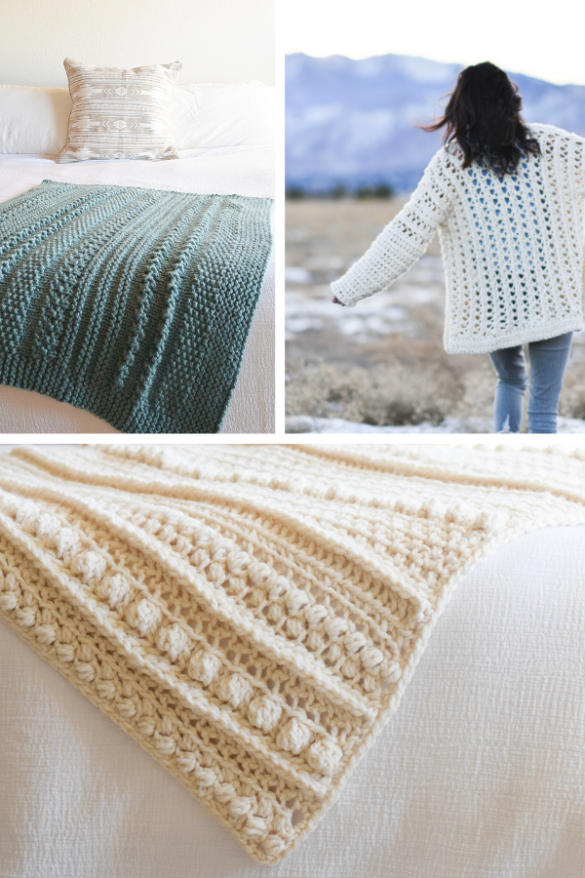 Top 10 Knitting & Crochet Patterns of the Year