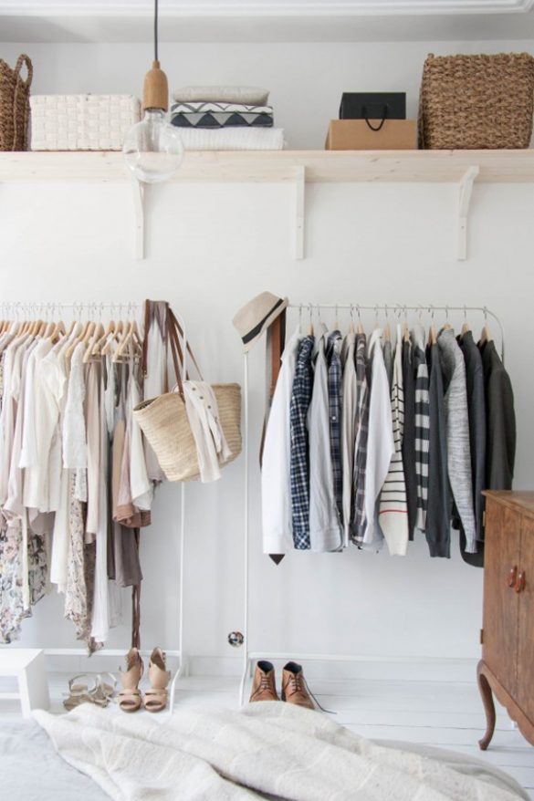9 Clever Ideas for Small Space Organizing and Storage (That Actually Looks Cool Too)