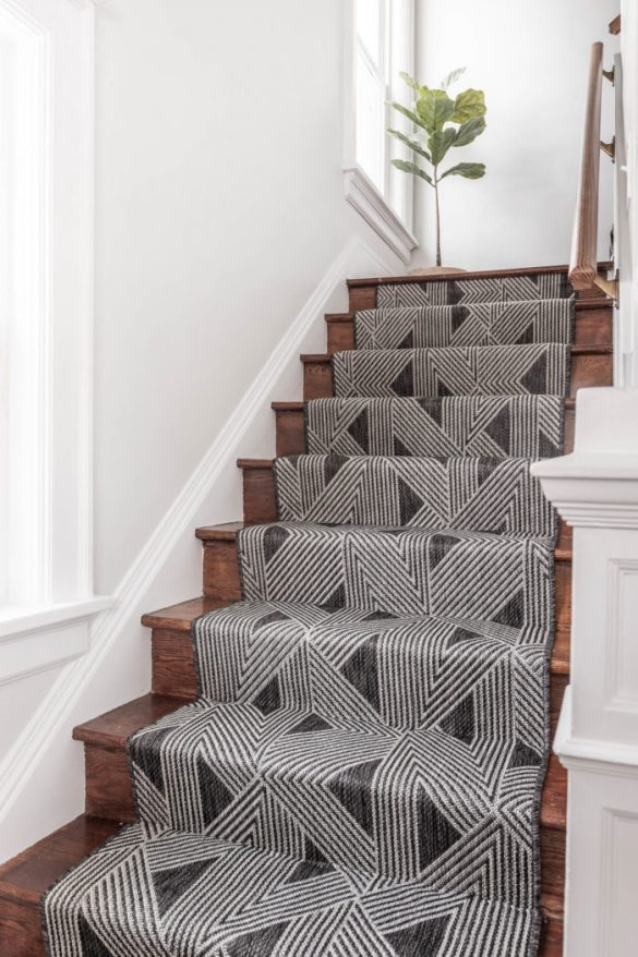 How to Install a Stair Runner   DIY