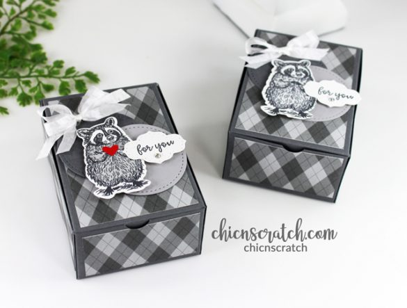 Stampin Anonymous Featured Project