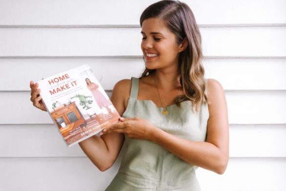 My Book 'Home Is Where You Make It' Is Out Now!