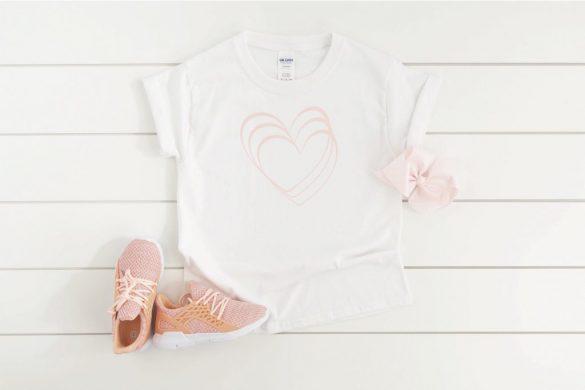 Heart Valentine's Day SVG