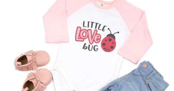 Adorable Baby Valentine's Day SVG Bundle
