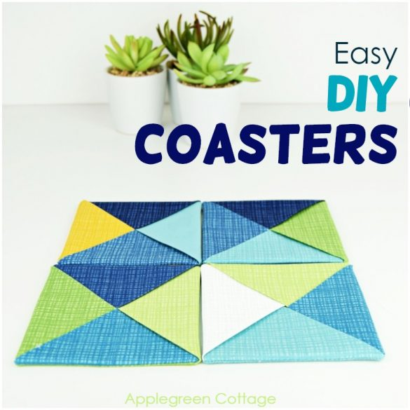 Diy Coasters – The Easy Way!