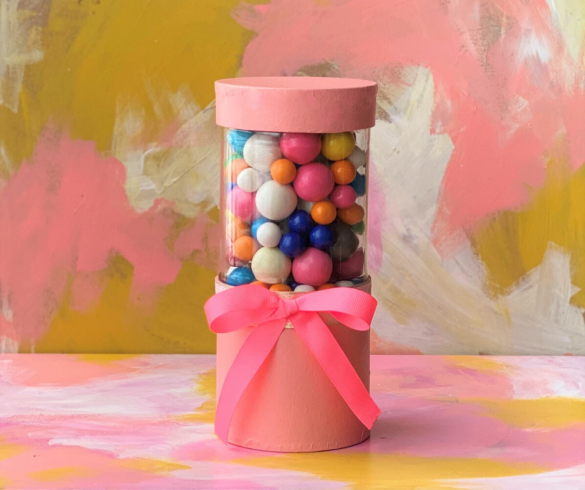 DIY Candy Dish Container