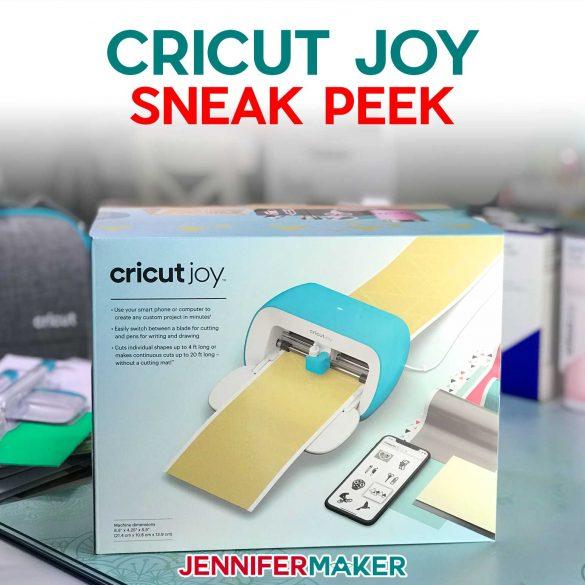Cricut Joy: Ultimate Guide to the NEW Mini Cutting Machine