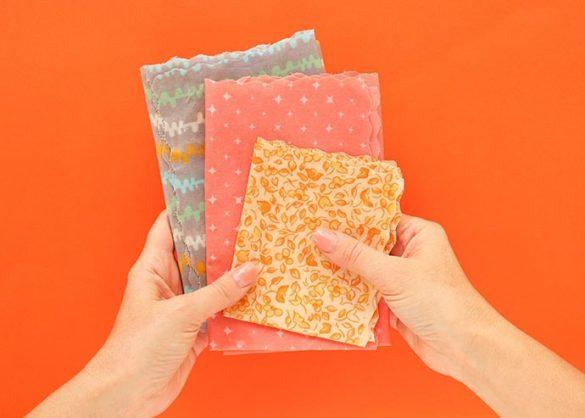 DIY Beeswax Wraps – Make these Easy Reusable Food Wraps