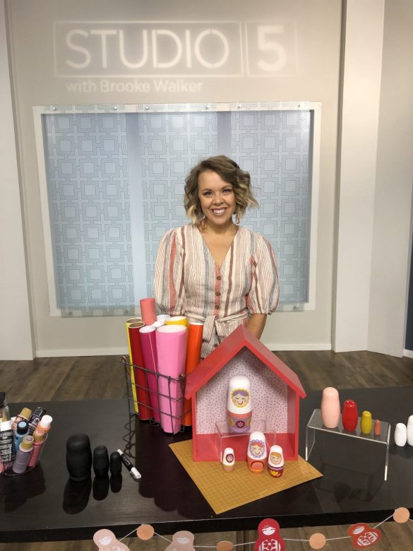 DIY Nesting Dolls – Studio 5 Segment