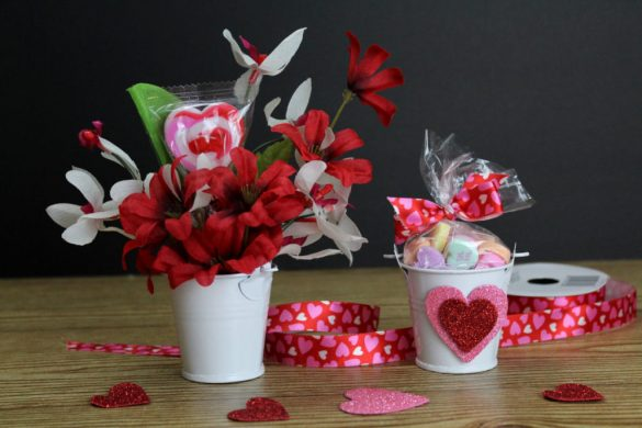 Dollar Tree Valentines for Gifts, Party Favors and BFF's