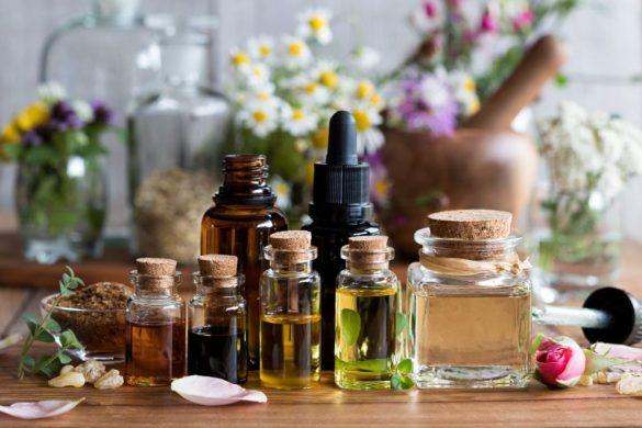 Essential Oil Perfume Recipes: How to Make Natural Fragrances Using Essential Oils