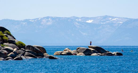 Summer Visit To Lake Tahoe