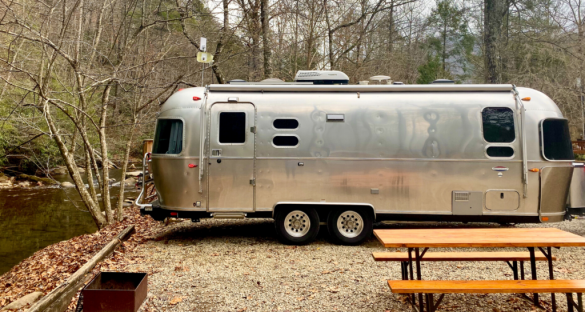 What We Learned On Our First RV Camping Trip