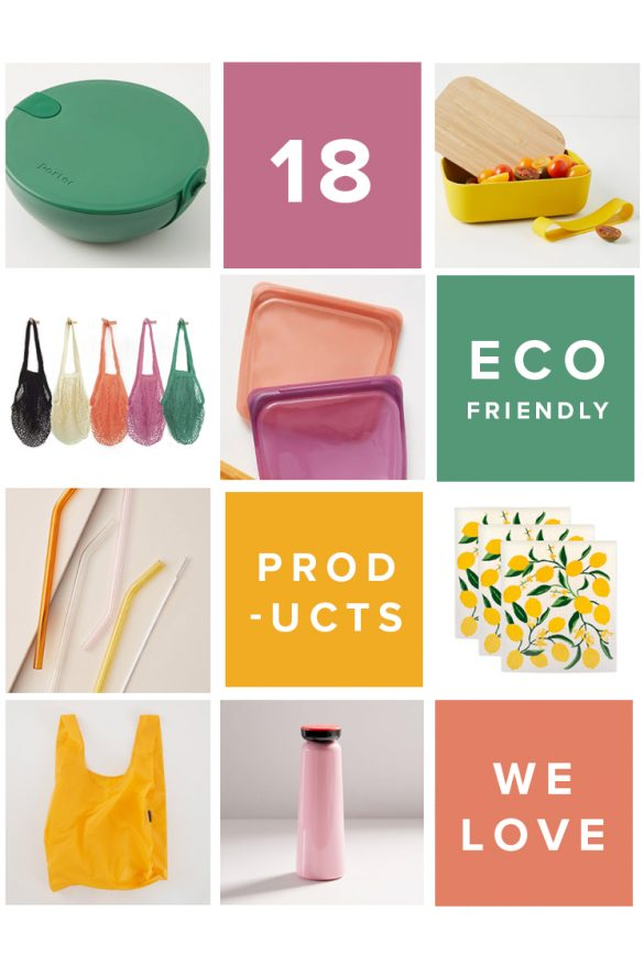 18 Sustainable and Beautiful Products We Love