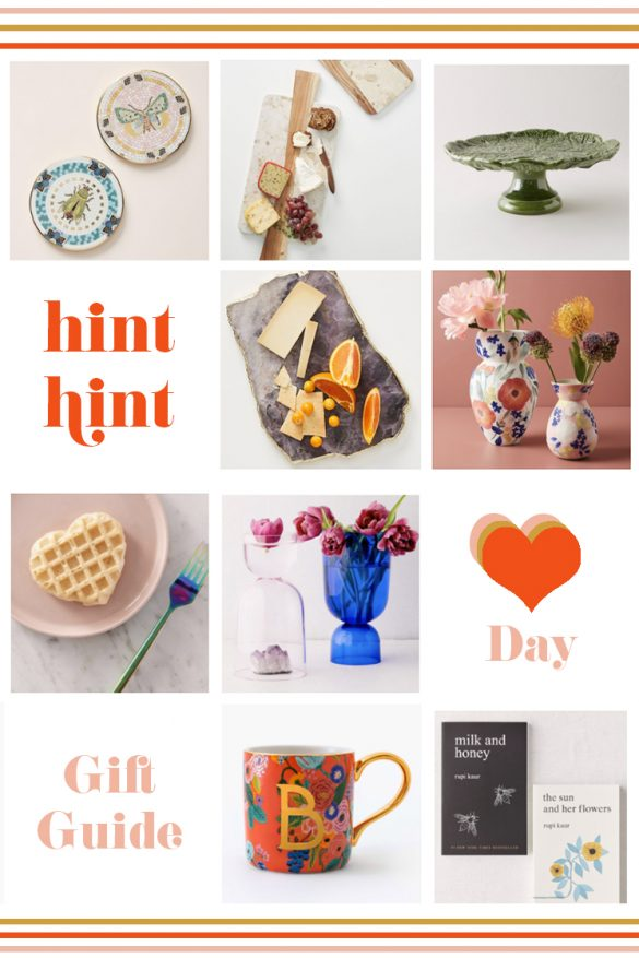 Hint Hint Hubby: Valentine's Day Gift Guide