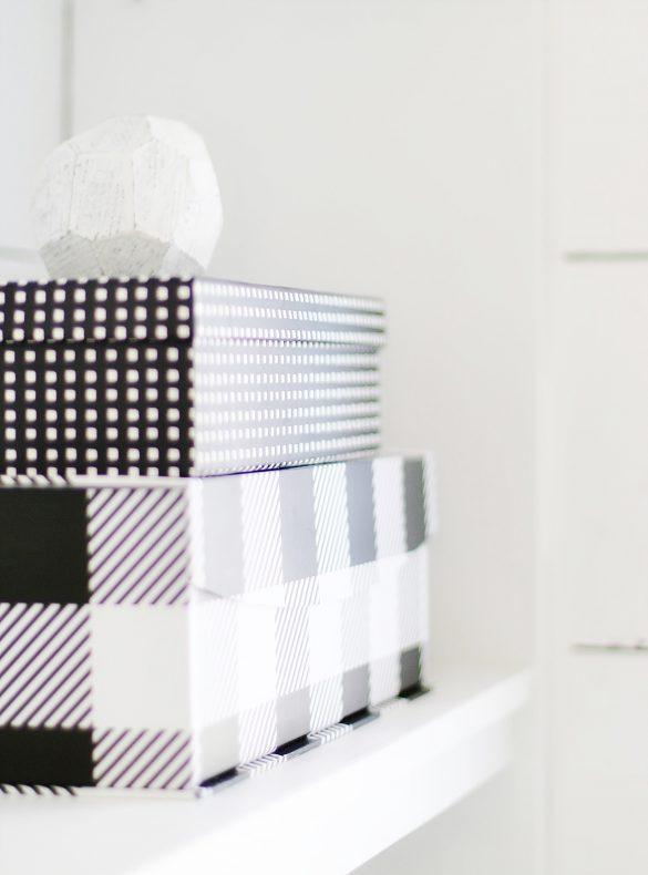 Creative Black and White Decor Ideas