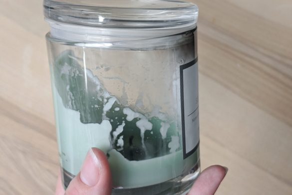 How to Clean a Candle Jar: Quick Tip
