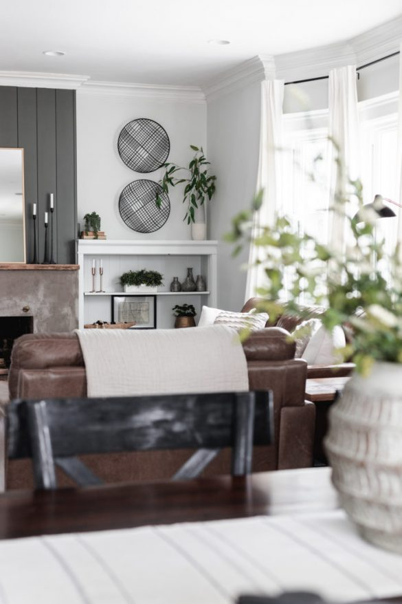 Modern Rustic Spring Home Tour