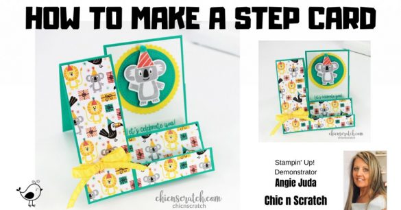 How to Make a Step Card