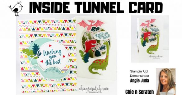 Inside Tunnel Card