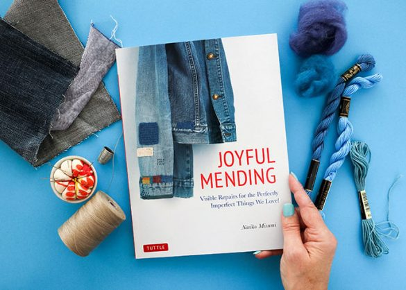 Book Review: Joyful Mending explores the joy of mending the garments we love