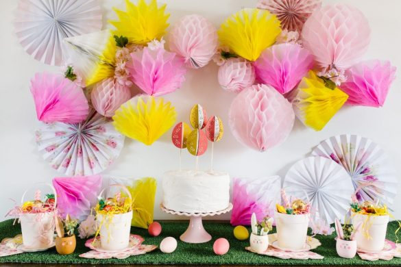 How to Host your Own Easter Garden Party: All the Essentials You'll Need