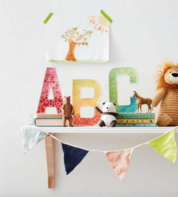 3 DIY Ideas for your Playroom – Studio 5 Segment