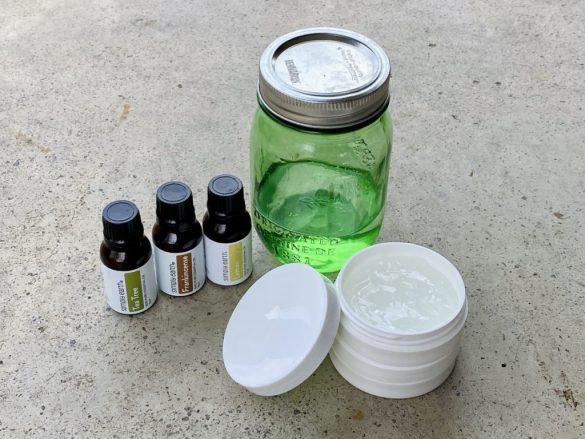 DIY Hand Sanitizer: An Alternative When Hand Washing Isn't An Option