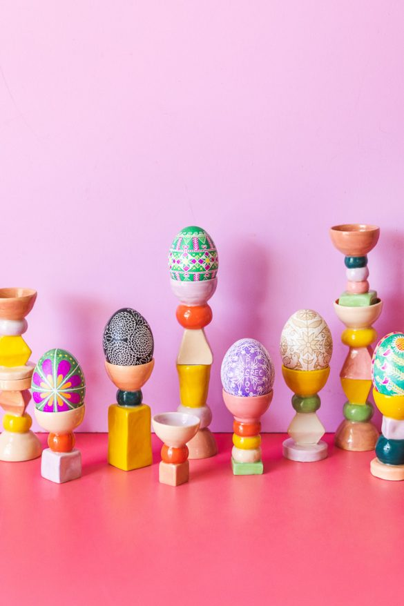 How to make Pysanky Eggs with Betsy Croft