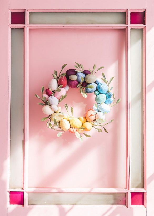 Easter Egg Wreath Workshop!!!