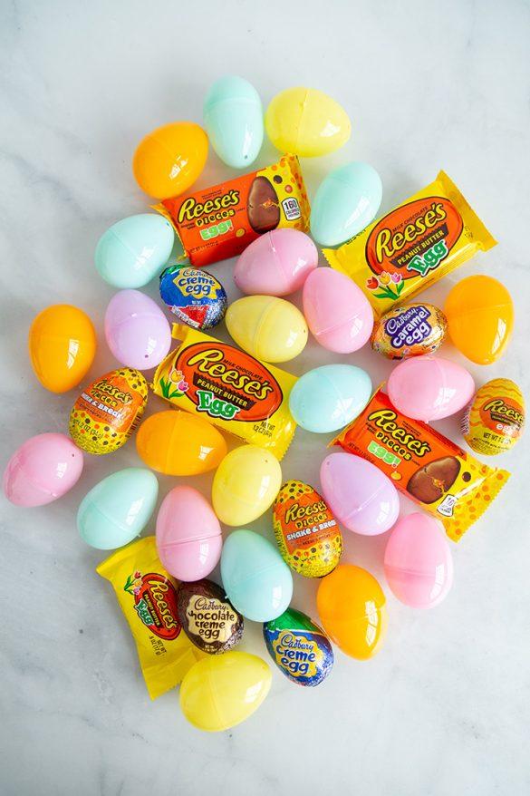 Easter Egg Hunt Free Printable Activity