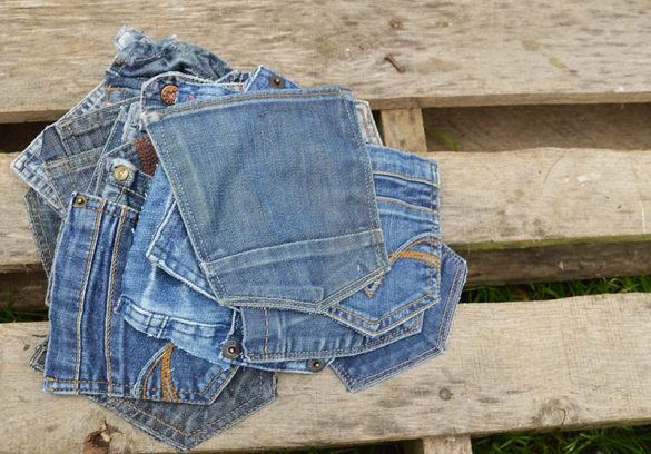 What Can You Do With Old Jeans Pockets?