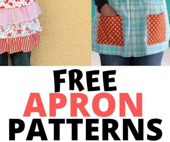 The Best Free Apron Patterns