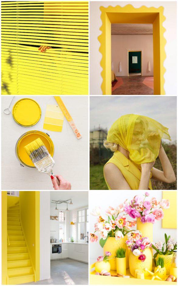 Color Crush: Bright Yellow