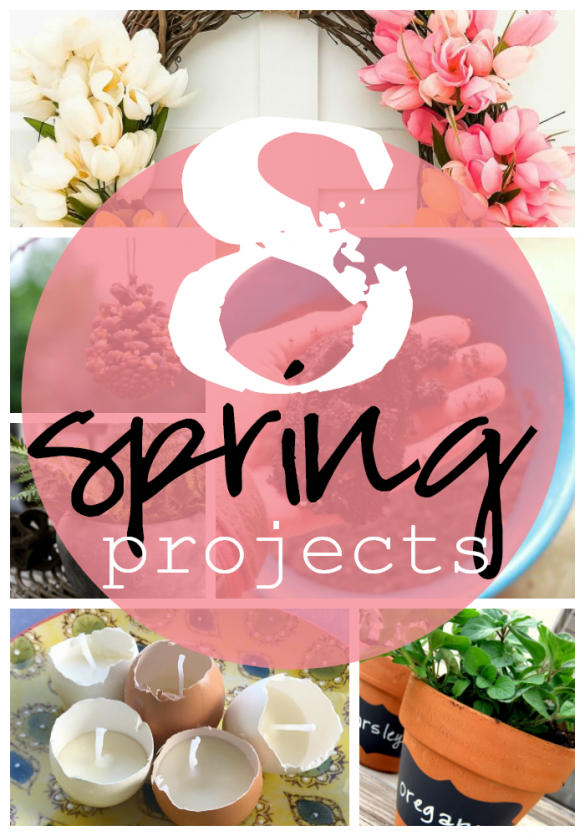 8 Spring Projects
