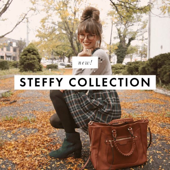 A Color Story: New Collection with Steffy
