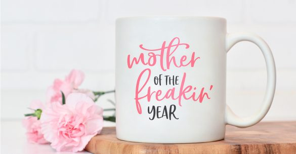 Funny Mother's Day SVG Files