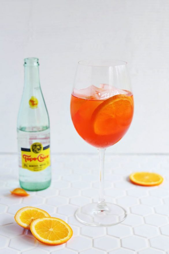 Aperol Spritz (For One)