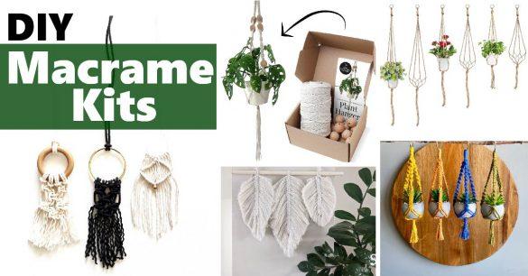 DIY Macrame Kits