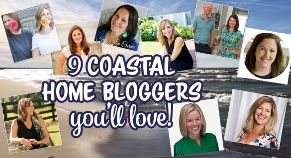 9 Fabulous Coastal Home Bloggers to Get to Know