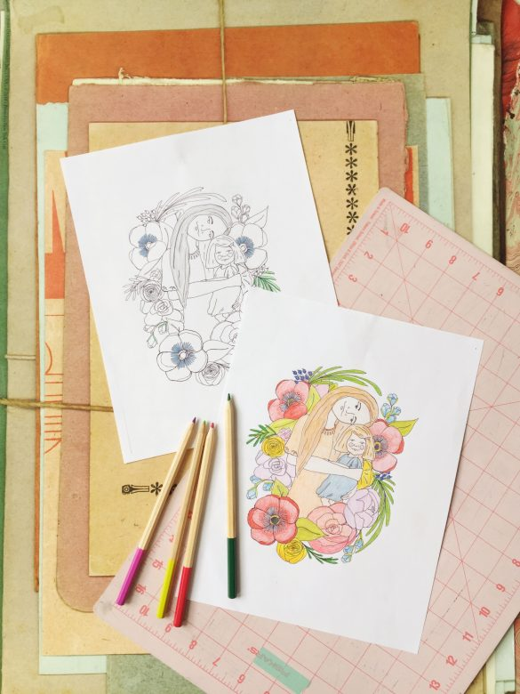 Coloring Books For All Ages (and a Sale!)