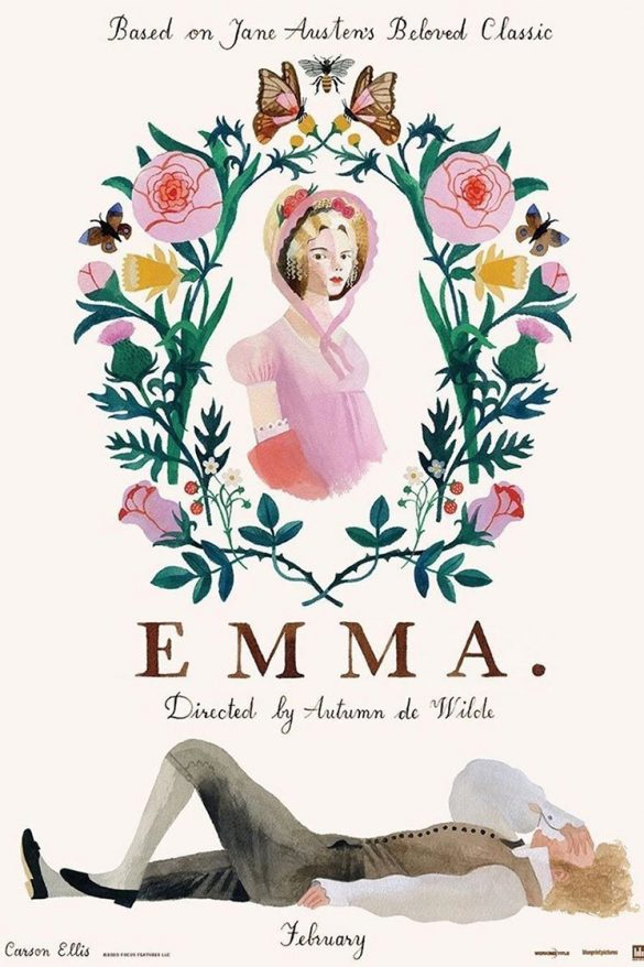 In the Mood For: Emma.