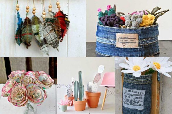 Cool Adult Craft Ideas Whilst Staying At Home