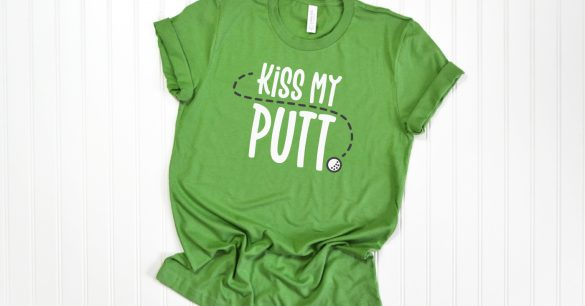 Funny Golf SVG Files