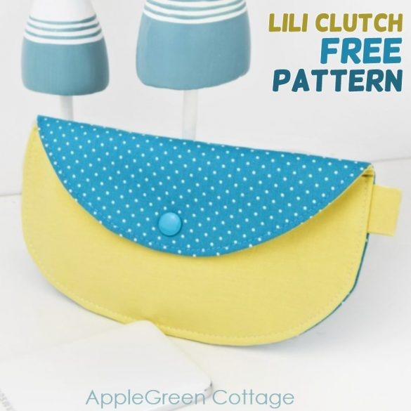 Clutch Purse Pattern – Free Pattern